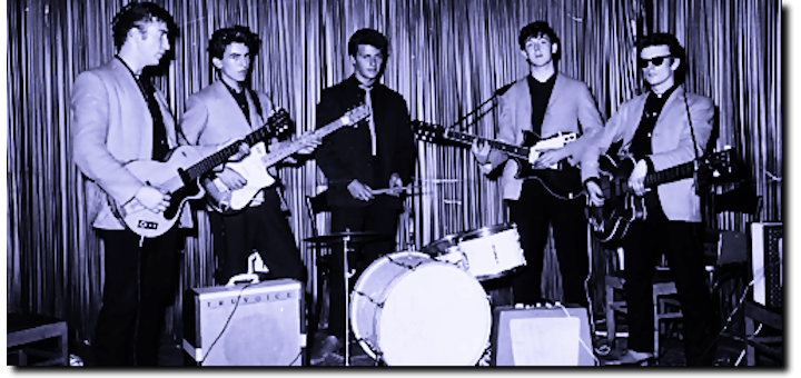 The Beatles 1960